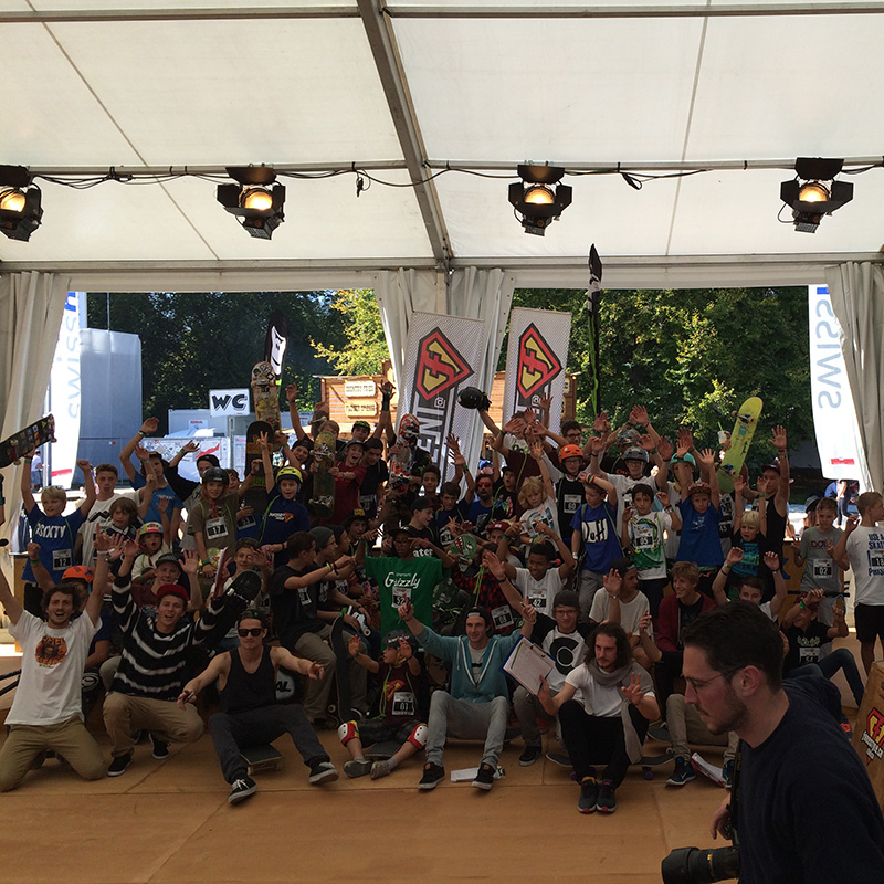 freestyle.ch Talent Contest